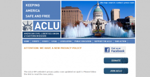 ACLU of Eastern MO