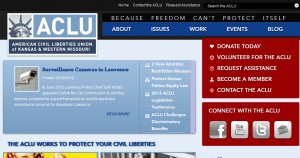ACLU of Kansas and Western MO