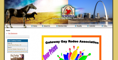 Gateway Gay Rodeo Association