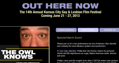 Kansas City Gay and Lesbian Film Festival