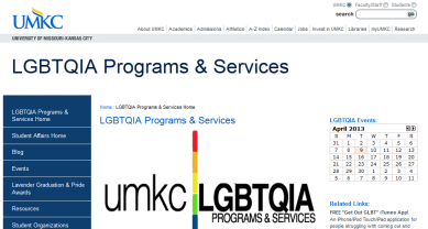 LGBTQIA Resource Center @ UMKC