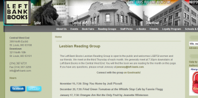 Lesbian Reading Group