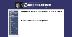 Log Cabin Republicans of Greater St. Louis