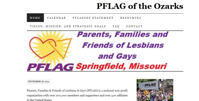 PFLAG of the Ozarks