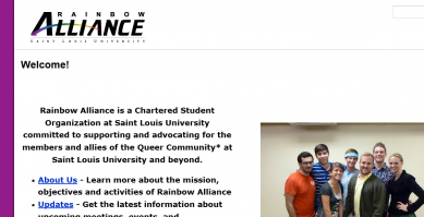 Rainbow Alliance @ SLU