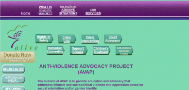 St. Louis Anti-Violence Advocacy Project