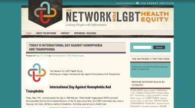 Network for LGBT Health Equity