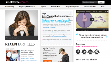 Smokefree-Women