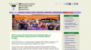 Massachusettes Transgender Political Coalition